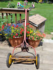 Antique/Vintage Push Mower ~ Wizard Ball Bearing ~ Works! ~ WesternAutoSupplyCo