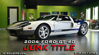 2006 Ford Ford GT Ford for $183500 dollars
