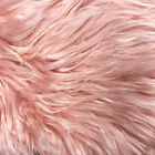 Mongolian Faux Fur Long Pile Faux Fur Fabric By The Yard