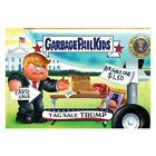 GPK Garbage Pail Kids Disgrace to the White House #99 Tag Sale Donald Trump
