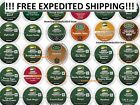 Green Mountain Coffee Keurig K Cups PICK ANY FLAVOR  QUANTITY NEW