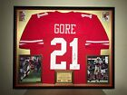 Frank Gore Rookie Cards and Autograph Memorabilia Guide 51
