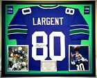 Steve Largent Cards, Rookie Card, Autographed Memorabilia Guide 39