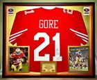 Frank Gore Rookie Cards and Autograph Memorabilia Guide 52