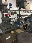 Progress no 1 bench drill, made in England, 3 phase, 0.5HP electric motor, model