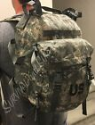 USGI Military ACU Tactical Assault Pack 3 Day Gear Backpack MOLLE - w/ Stiffener