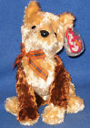 TY FIDGET the DOG BEANIE BABY - MINT with MINT TAGS