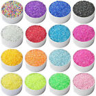 2000pcs 2mm czech glass seed spacer beads jewelry making diy pick 9 colors New