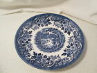 CHURCHILL English Scene Blue Saucer ONLY - Multiple available