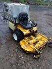 NICE 2003 48 WALKER RIDING MOWER MTGHS 23HP BAGGING COMMERCIAL ZERO TURN HYDRO
