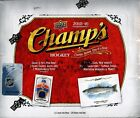 2015 16 UPPER DECK CHAMPS HOCKEY HOBBY 20 BOX CASE