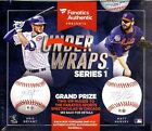 2016 FANATICS UNDER WRAPS AUTOGRAPHED BASEBALL BOX