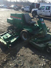Ride ON Mower Ransomes 10 ft Riding Wing Mower Used Bobcat Jacobsen Grass