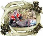 REP Picture Frame Small Resin Deer Antler New