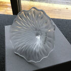 $330 Lalique Crystal  Flower  Vibration  Figurine New in Box