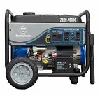 Westinghouse WH7500E Gas Powered Portable Generator with Electric Start - 7500