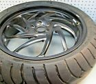 BMW F800S K71 Rear Wheel w Metzeler Tire