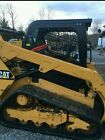 Catapillar 259d SKID STEER