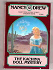Nancy Drew 62 THE KACHINA DOLL MYSTERY 1st Edition Wanderer 1981 PB Ex+++