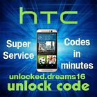 BELL CANADA UNLOCKING NETWORK CODE OR PIN FOR HTC T8925