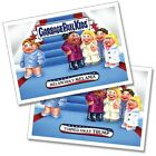 2017 Topps Garbage Pail Kids Presidential Inaug-Hurl Ceremony Cards 4