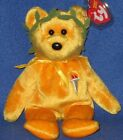TY VICTORY the BEAR BEANIE BABY - MINT with MINT TAGS