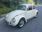1966 Volkswagen Beetle Classic Restoration Completed in 2015 of a California VW Rare Pigalle Option