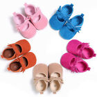 Toddler Girls Crib Shoes Newborn Baby Leather Soft Prewalker Anti slip Sneakers