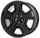 20 DODGE CHARGER CHALLENGER RT BLACK WHEEL RIM FACTORY OEM MOPAR 2437
