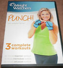 Weight Watchers PUNCH 3 Complete Workouts Fitness DVD 2010