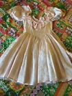 Gorgeous Princess Bodice Gunne Sax Vintage Dress Size 5