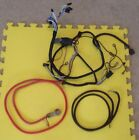 John Deere STX 30 Wiring Harness, Positive and Negative Battery Cables