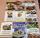 Weight Watchers Points Plus Cookbooks