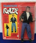 Vintage 1976 Mego Happy Days Fonzie 8 inch Figure UNPUNCHED A6