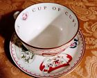 FOR HER: Cup of Cups teacup  Royal Worcester $199.99 FREE GIFT BOX FREE SHIPPING