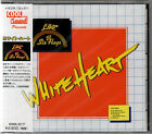 Sealed !! White Heart - Live at Six Flags 1986 CD w/OBI Rare Japan 1998 COOL-017