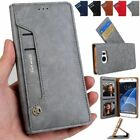 Luxury Card Slot Stand Flip Leather Wallet Case Cover For Samsung Galaxy S7 Edge