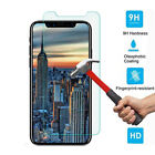 Premium Real Tempered Glass Screen Protector film guard For Apple iPhone