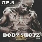 AP.9 ‎– Body Shotz- Mob Figaz - Limited Edition New / Sealed (Box C146)