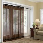 Naples Bamboo Grommet Panels Three Lengths Four Color Choices Free Shiping