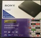 Sony BDP-BX650 3-D Blu-Ray Disc and DVD Player 4K UHD Upscaling Wi-Fi