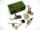 Vintage Singer Sewing Machine Attachments 160809 For 221 Featherweight Others