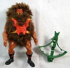 Vintage Mattel He Man Masters of the Universe Grizzlor Figure Complete