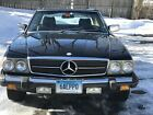 1982 Mercedes-Benz SL-Class SL 1982 for $500 dollars
