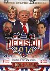 Decision 2016 Political Collectible Trading Cards 12 Pack Blaster 20 Box Case