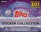2017 Topps Baseball Stickers sealed unopened box 50 packs of 8 MLB stickers