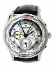 Maurice Lacroix Masterpiece Worldtimer Stainless Steel Watch MP6008-SS001-111