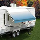 Carefree EA155800 Fiesta Black/Gray 15' Awning