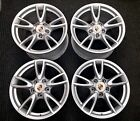 4 Factory Porsche 997 Carrera 18 OEM Wheels 911 993 996 Rims