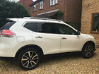 LARGER PHOTOS: 2016 Nissan X Trail 1.6 dCi Tekna 5dr Xtronic [7 Seat] 5 door Estate Pearl White